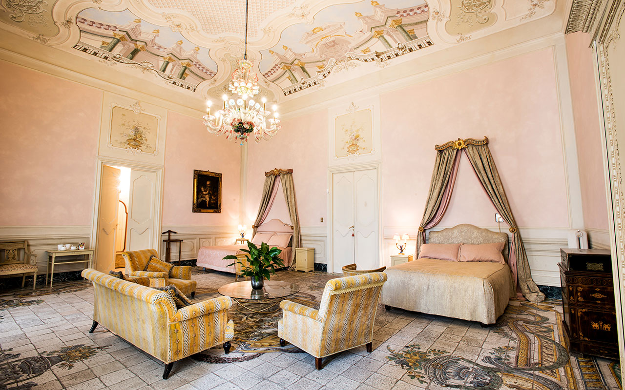 The Majolica Suite